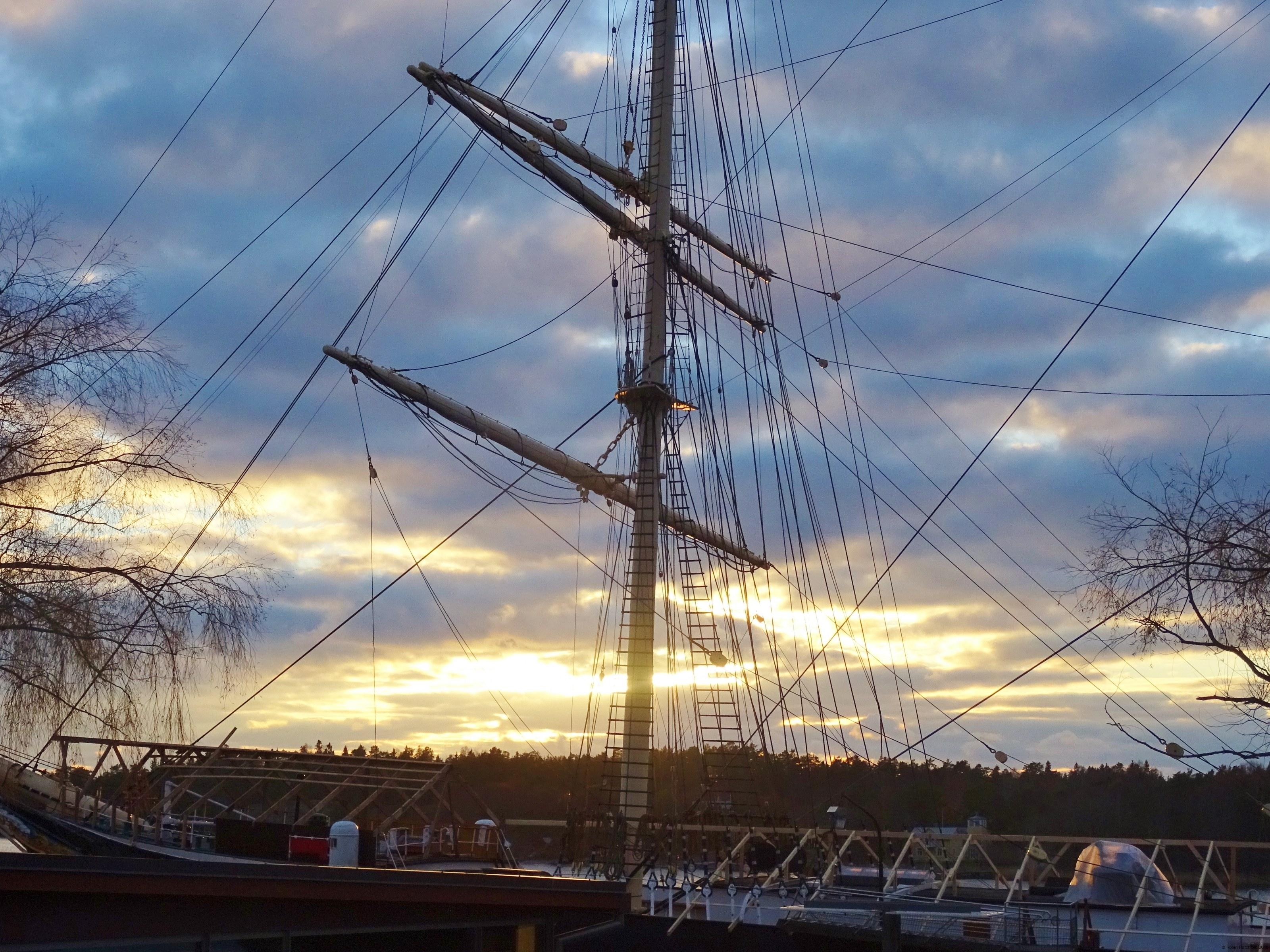 Pommern masts