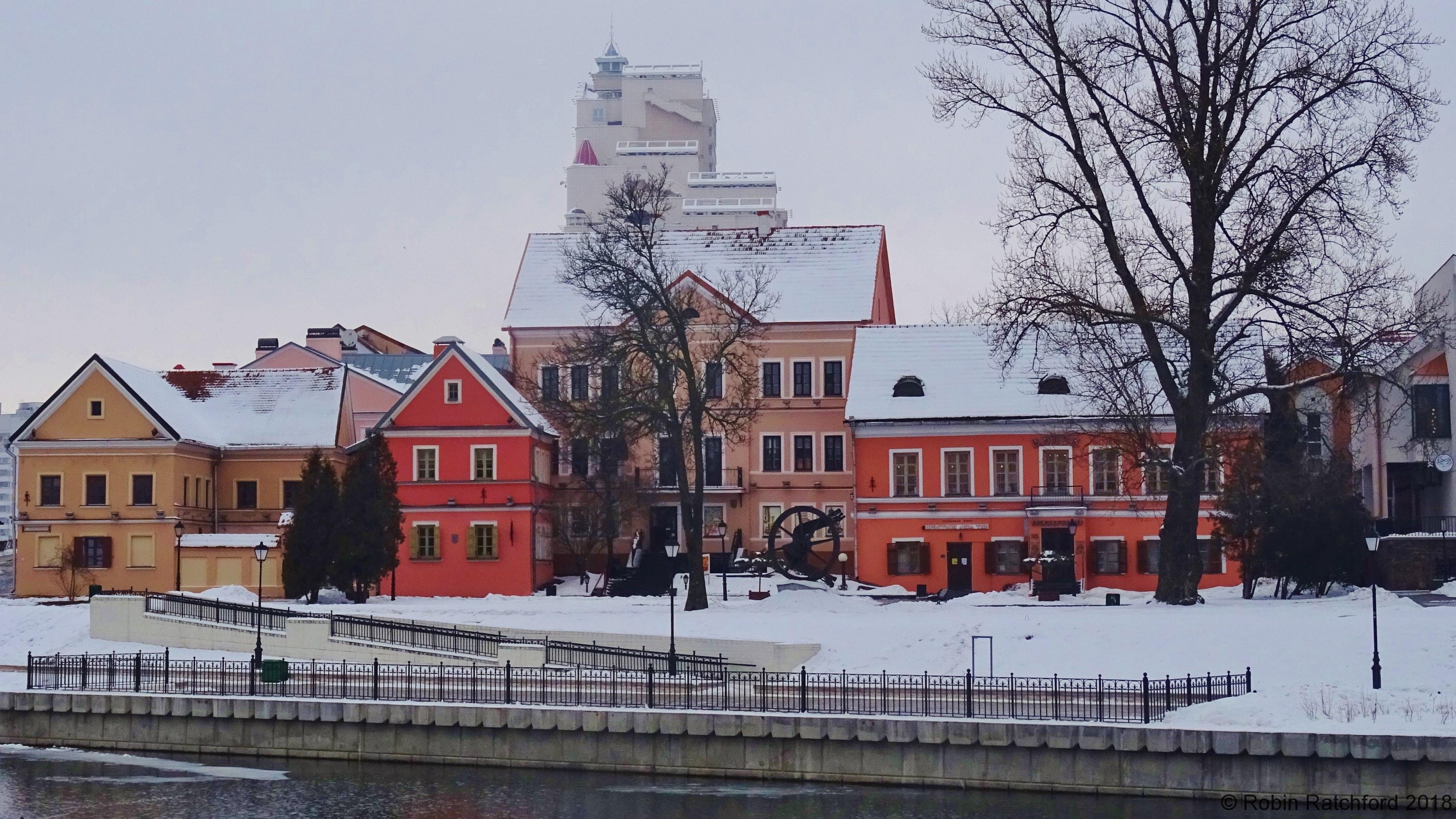 Old Minsk