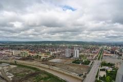 Grozny - panorama