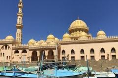 Al Mina mosque, Hurghada