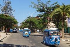 Street scene in Aksum