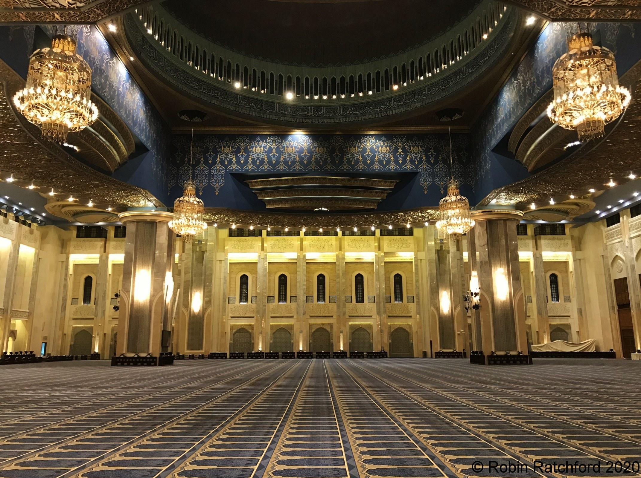 Great Mosque Kuwait