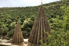 Tomb roof