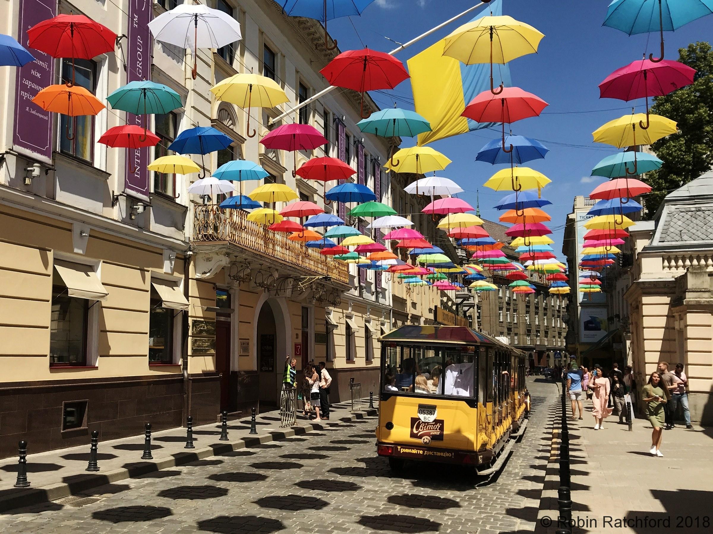 Mykoly Kopernyka Street