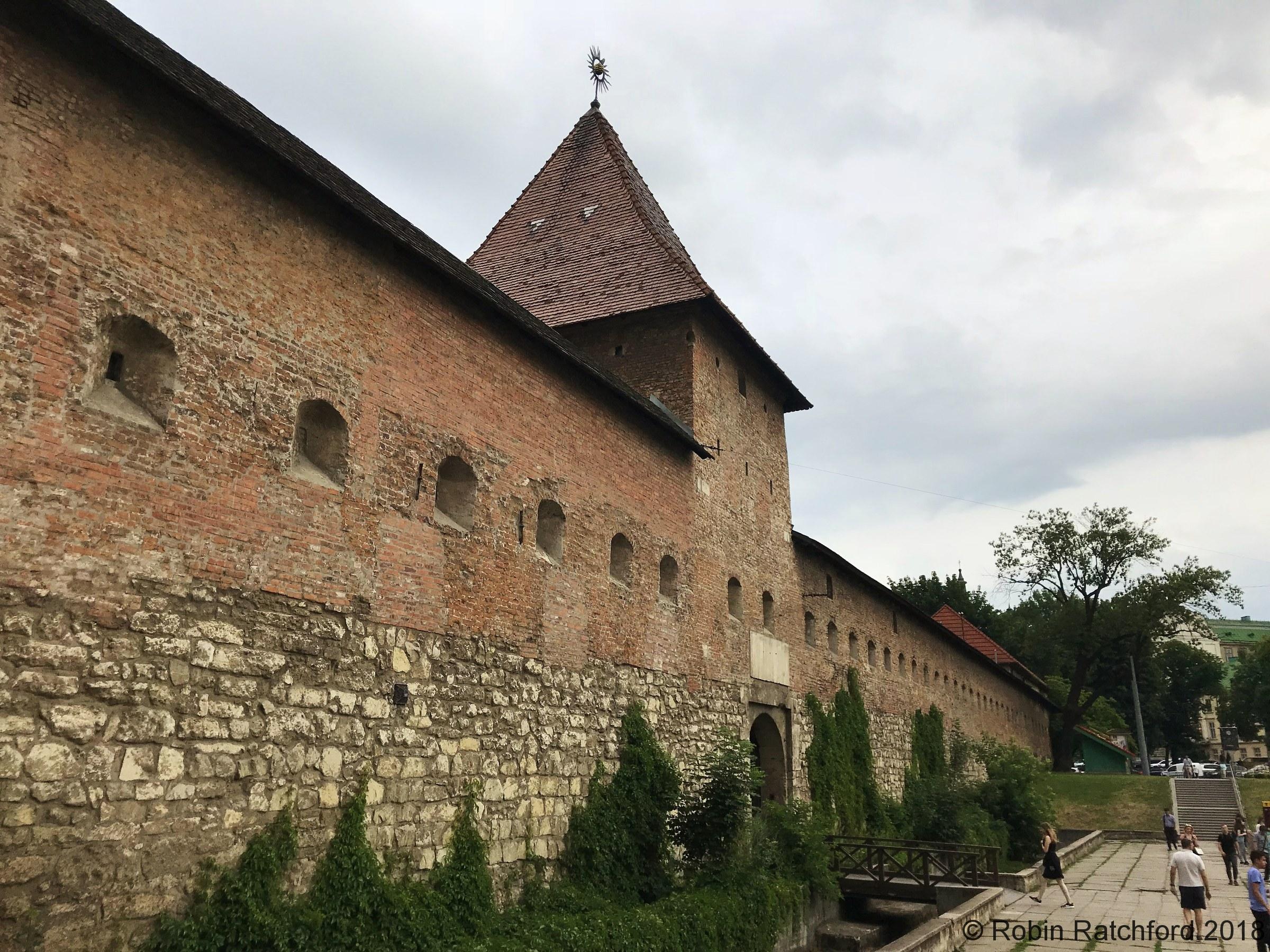 Lviv City Wall
