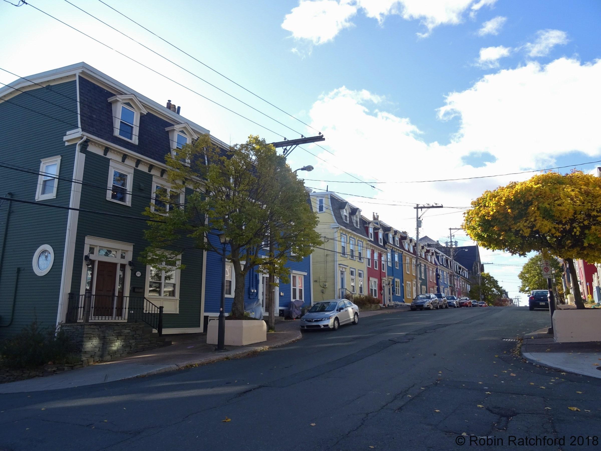 St John's - Street View
