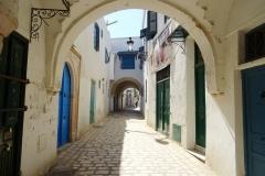 Medina in Tunis